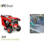 Jateadora ECR - Removedora de Pixações - IPC Brasil