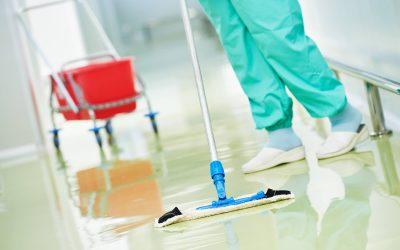 7 erros que você deve evitar na limpeza da sua empresa