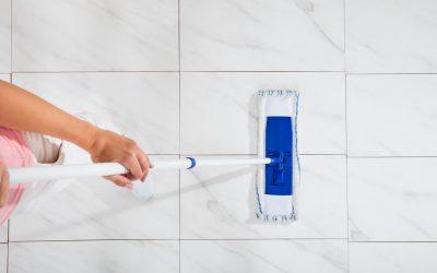 MOP: Você sabia que existem soluções de limpeza mais eficientes?