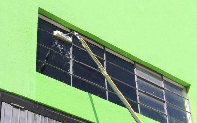 Limpeza de fachadas: boas práticas e procedimentos que você precisa adotar